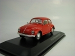 Volkswagen Beetle 1972 Red 1:43 Lucky Die Cast